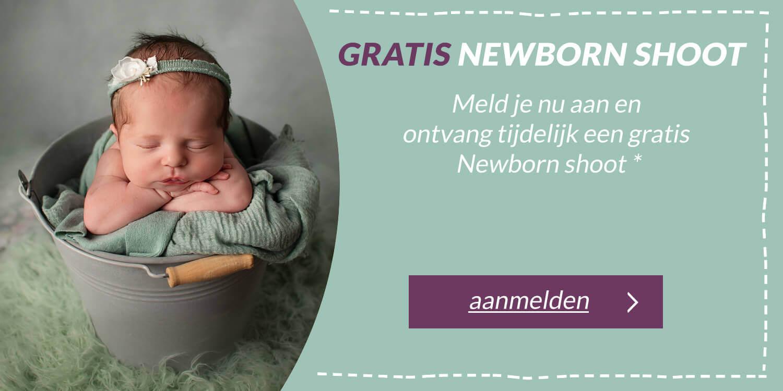 Kraamzorg Gratis Baby Shoot